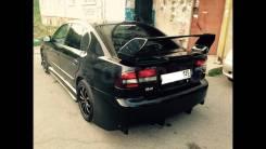 Спойлер. Subaru Legacy Subaru Impreza, GC8, GC1, GC2, GC4, GC6