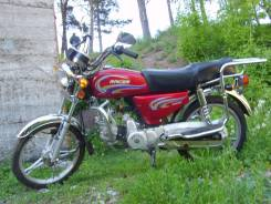 Racer Alpha. 72куб. см., исправен, птс, с пробегом