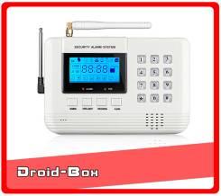Новая GSM сигнализация для дачи, дома, гаража и т. д. Русский язык.