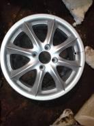 Red Wheel. 5.5x14, 4x98.00, ET35