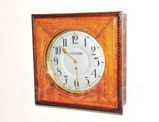 Настенные часы Bruderer. Большие. Обслужены. Оригинал