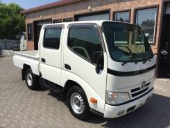 Toyota Dyna. 4wd 2 Каб., 3 000 куб. см., 1 500 кг.
