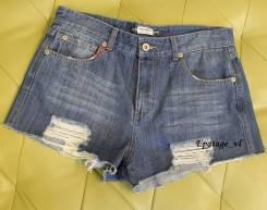 Шорты джинсовые. 40, 42, 48