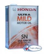 Honda. Вязкость 10W-30, гидрокрекинговое