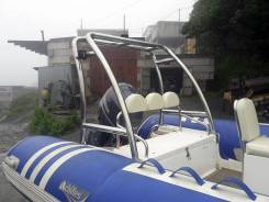 Изготовление лееров и ограждений на катера и лодки