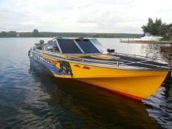 Амур-М. Год: 2010 год, длина 5,60м., двигатель подвесной, 140,00л.с., бензин