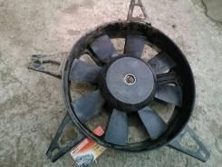 Вентилятор охлаждения радиатора. ЗАЗ Шанс ЗАЗ Сенс