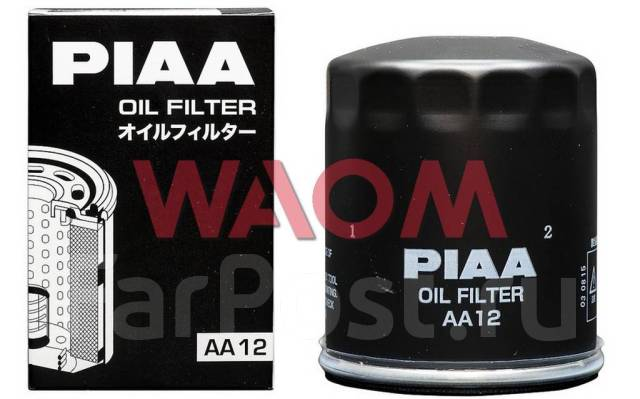 Фильтр масляный. Mazda: Atenza, Axela, Tribute, MPV, Premacy, Roadster