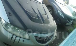 Капот. Mazda Mazda6 Mazda Atenza