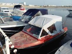 Крым. Год: 2013 год, длина 4,00м., двигатель подвесной, 40,00л.с., бензин