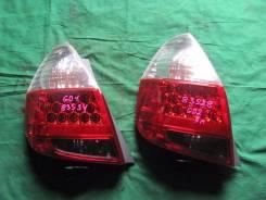 Стоп-сигнал. Honda Jazz, GD1 Honda Fit, UA-GD2, UA-GD1, GD1, GD2, GD3, GD4, LA-GD2, DBA-GD2, DBA-GD1, LA-GD1 Двигатели: L13A5, L12A3, L13A1, L12A4, L1...