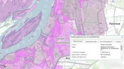 Продам земельный участок 15 сот в Хабаровске. 1 500 кв.м., собственность, электричество, вода, от агентства недвижимости (посредник)