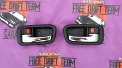 Ручка открывания багажника. Toyota Mark II, GX100, JZX100 Toyota Chaser, GX100, JZX100