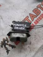 Замок крышки багажника. Subaru Forester, SF9, SF5