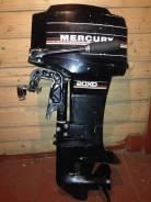 Mercury. 20,00л.с., 2х тактный, бензин, нога S (381 мм). Под заказ