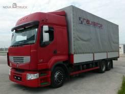 Renault Premium. 450 DXI, 10 837 куб. см., 14 720 кг.