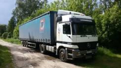 Mercedes-Benz Actros. Продается сцепка, 12 000 куб. см., 18 000 кг.