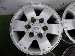 Mitsubishi. 7.0x16, 6x139.70, ET46, ЦО 67,0мм.