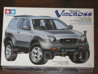 Продам масштабную сборную модель Isuzu Vehi-Cross