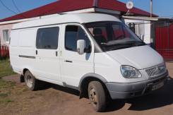 ГАЗ 2705. Продам ГАЗ-2705 грузовой фургон, 2 400куб. см., 1 500кг., 4x2