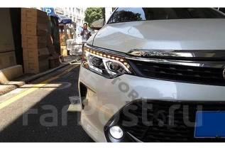 Фара. Toyota Camry, ACV51, ASV50, ASV51, AVV50, GSV50 Двигатели: 1AZFE, 2ARFE, 2ARFXE, 2GRFE, 6ARFSE