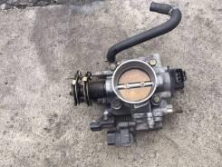 Заслонка дроссельная. Subaru Impreza WRX STI, GGB, GRF, GRB, GDB Subaru Impreza, GRF, GD, GRB, GVF, GVB, GDA, GDB, GG, GGA, GGB Двигатели: EJ25, EJ207...