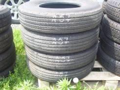 Bridgestone V-steel Rib R230. Летние, 2011 год, износ: 5%, 4 шт