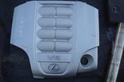 Защита двигателя пластиковая. Lexus LX570