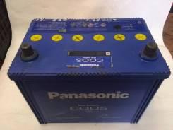 Panasonic. 70А.ч., Обратная (левое), производство Япония