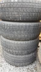 Bridgestone Blizzak DM-V1. Зимние, без шипов, 2008 год, износ: 50%, 4 шт