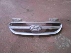 Решетка радиатора. Hyundai Getz