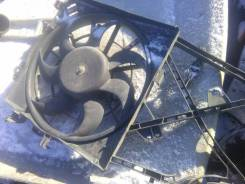 Вентилятор охлаждения радиатора. Opel Vectra Opel Omega Opel Astra
