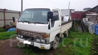 Toyota Dyna. 1991, 2 400 куб. см., 1 500 кг.