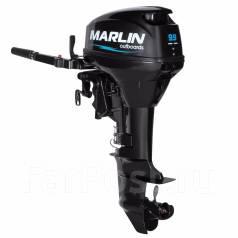Marlin. 10,00л.с., 2-тактный, бензиновый, нога S (381 мм), Год: 2017 год