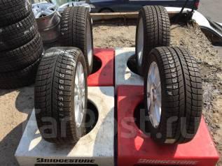 Michelin X-Ice. Всесезонные, 2012 год, износ: 5%, 4 шт