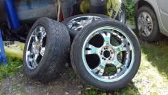 Goodyear Wrangler F1. Летние, износ: 20%, 4 шт