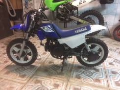 Yamaha PW50. 50 куб. см., исправен, без птс, с пробегом
