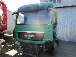 MAN TGX 18.400 4x2 BLS. MAN TGX 18.400 4X2 тягач седельный 2011г. в. , бирюзово-зеленый, 10 520 куб. см., 18 000 кг.