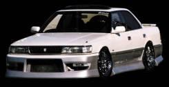 Обвес кузова аэродинамический. Toyota Cresta, JZX81 Toyota Sports