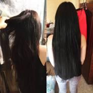 Капсульное и микро капсульное наращивание волос во Владивостоке!