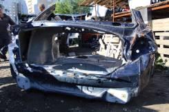Панель стенок багажного отсека. Mitsubishi Lancer
