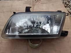 Фара. Nissan Sunny, FNB15, FB15, B15 Двигатели: QG13DE, QG15DE