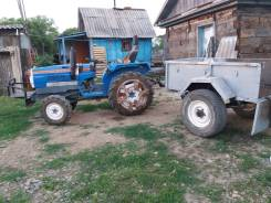 Mitsubishi. Продам мини трактор MTE2000D, 2 000 куб. см.