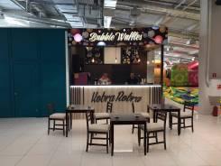 Продаётся точка бабл-кафе. Гонконгские вафли и бабл чай