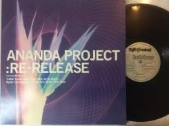 Ананда Проджект / The Ananda Project - Re-Release - US 2LP 2001 f.jazz