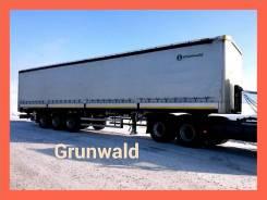 Grunwald. Продается шторно-бортовой полуприцеп 2012 г. в, 38 000 кг.