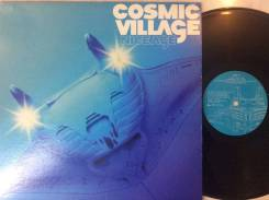 JAZZ! Космик Вилладж / Cosmic Village - NICE AGE - JP LP 1997