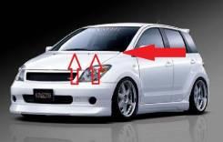 Капот. Toyota ist, NCP60