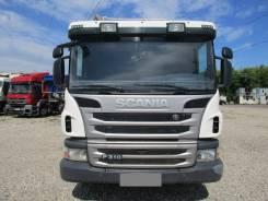Zoeller. Мусоровоз Scania 2013, 9 290 куб. см.