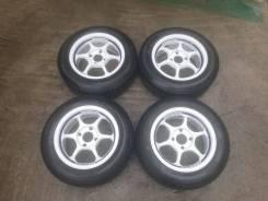 Комплект колес advan racing Japan. 7.0x15 4x114.30 ET44